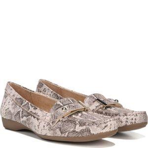 Naturalizer Loafers (Snake Skin Pattern)